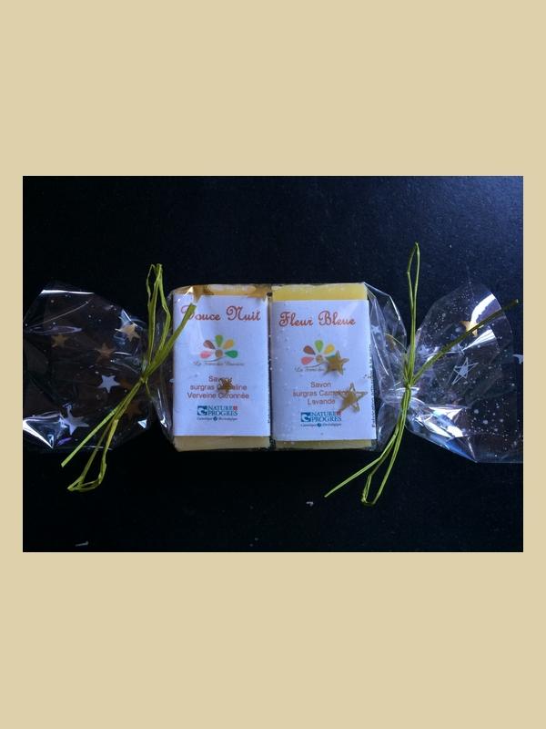 Bonbon savons - La Ferme des Bouviers