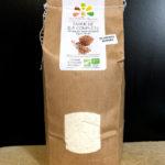 Farine de Blé Complète variété Florence_Aurore - Blé Ancien - sachet 1 kg