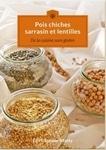 Livre Pois chiches Sarrasin et Lentilles - image hauteur 150 pixels - La Ferme des Bouviers