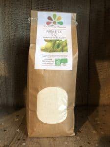 Farine de Riz - 500 g - Ferme des Bouviers