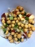 Salade de Pois Chiches façon Véro - image taille 150 -La Ferme des Bouviers